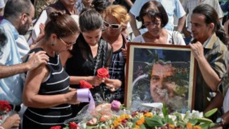 Siguen las investigaciones tras la muerte del disidente cubanoOswaldo P...