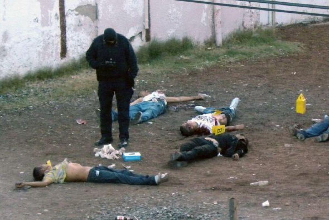No son pocos quienes culpan a EU por parte de la violencia en México. Ca...