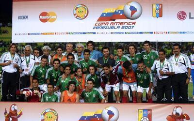 El Tri de Hugo celebra el último tercer lugar en Copa América