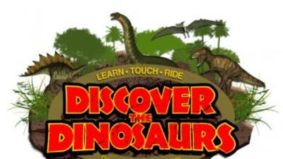Discover the dinosaurs llega a Nueva Jersey