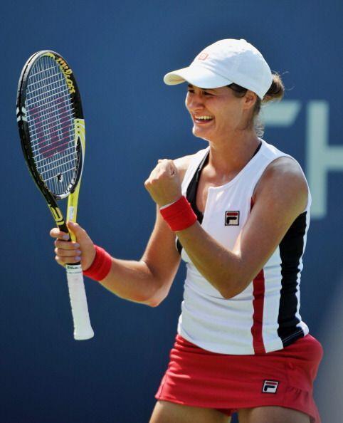 Monica Niculescu no se quedó a trás y dejó en el camino a Lucie Safarova...