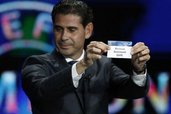 Fernando Hierro sacó los equipos del segundo bombo y tuvo buena m...