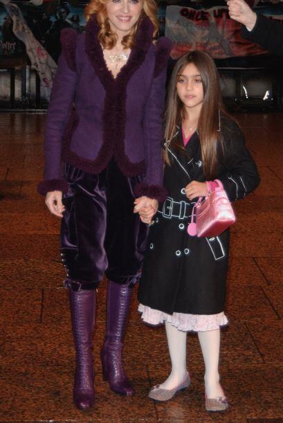 Lourdes Maria Ciccone Leon, mejor conocida por ser la hija de Madonna, e...
