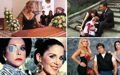 Finales inesperados de telenovela