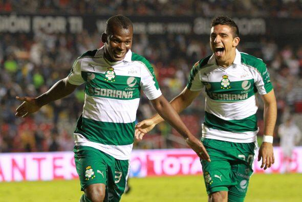 Darwin Quintero metió dos goles, dio un partido muy consistente y...