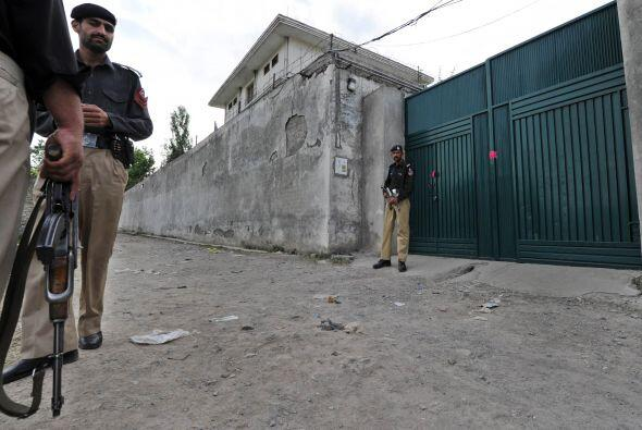 Desde el ataque, la casa donde fue abatido Bin Laden está bajo la custod...
