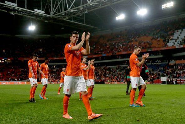 La goleada en la cancha del Amsterdam Arena hacía creer que el eq...