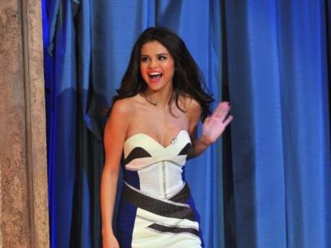 Selena Gomez no para de trabajar y últimamente se la ha pasado pr...