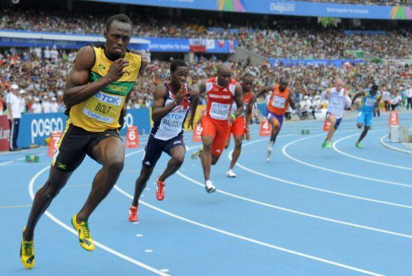 ¿Podrá 'sacarse la espina' y vencer en los 200 m?