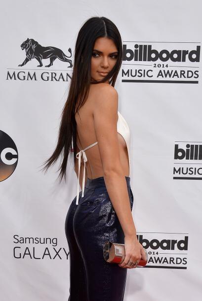 Kendall Jenner, queriendo atraer la atención. Mira aquí lo...