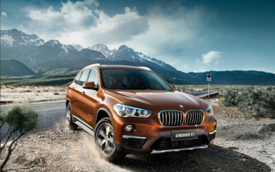BMW X1 Long Wheelbase (base larga)  2017