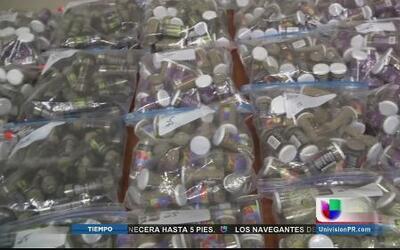 Ocupan gran cantidad de marihuana sintética en Coamo