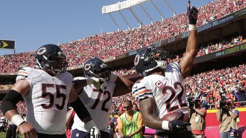 Highlights Temporada 2015 Semana 5: Chicago Bears 18-17 Kansas City Chiefs