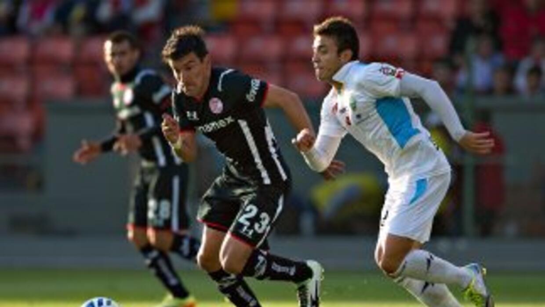 El equipo de Toluca no pudo derrotar en casa a los Venados de Mérida.