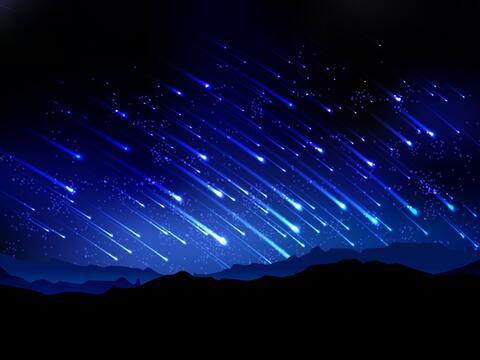 ¡Llegan las Gemínidas, la lluvia de estrellas que te prepara para el 2017!