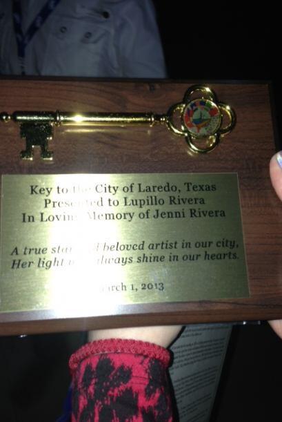 Además, en esta emotiva celebración, Lupillo Rivera ofreci...