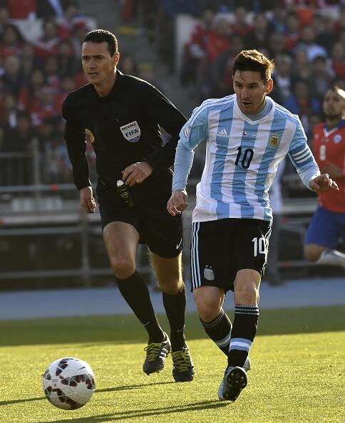 Argentina vs. Chile