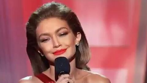 Gigi Hadid sorprende con una divertida imitación de Melania Trump en los...