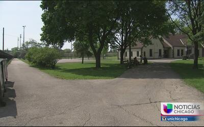 Residentes de Hermosa denuncian los peligros del parque del área