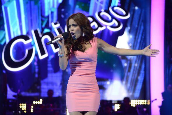 """Yesenia Hernández cantó """"Te lo pido por favor"""" y quedó en el equipo de E..."""