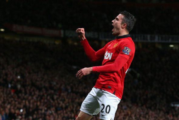 3. Manchester United: Los 'Red Devils' pueden haber tenido un año...