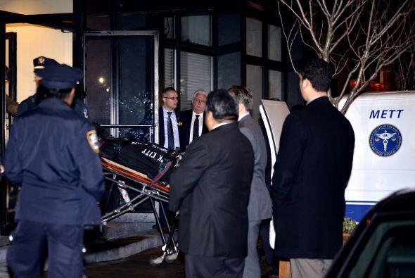 Una noche antes de su muerte, Seymour Hoffman fue a cenar al popular res...