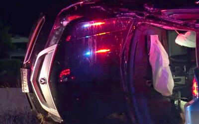 Trágico accidente cobra la vida de dos personas en la autopista 20 de Ar...