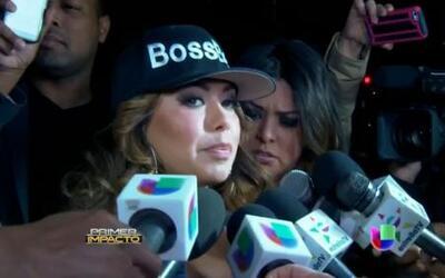 Chiquis Rivera se defendió de la prensa