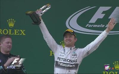 Hamilton imparabale, Mercedes no tuvo rival en China