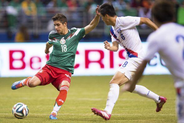 El atacante de Toluca mostró la velocidad en el recorte y la inteligenci...