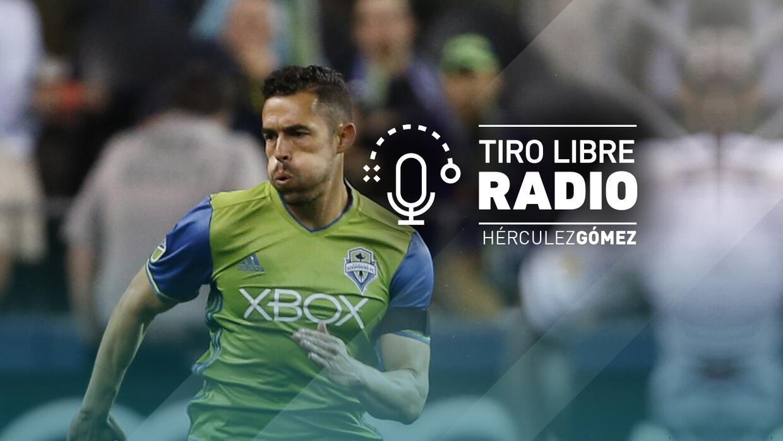 Tiro Libre Radio podcast con Hérculez Gómez