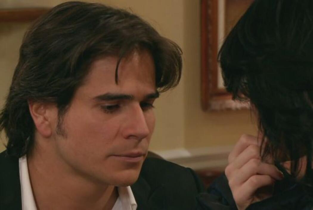 """Fue en la telenovela """"Teresa"""" donde estos dos actorazos vivieron un roma..."""