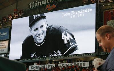 José Fernández estaba a punto de ser padre