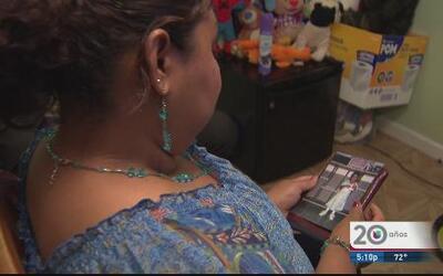 El desespero de un madre por su hija abusada en la frontera