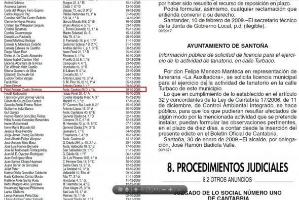Puede ver el documento completo de la beca a Fidel Antonio  entrando aquí.