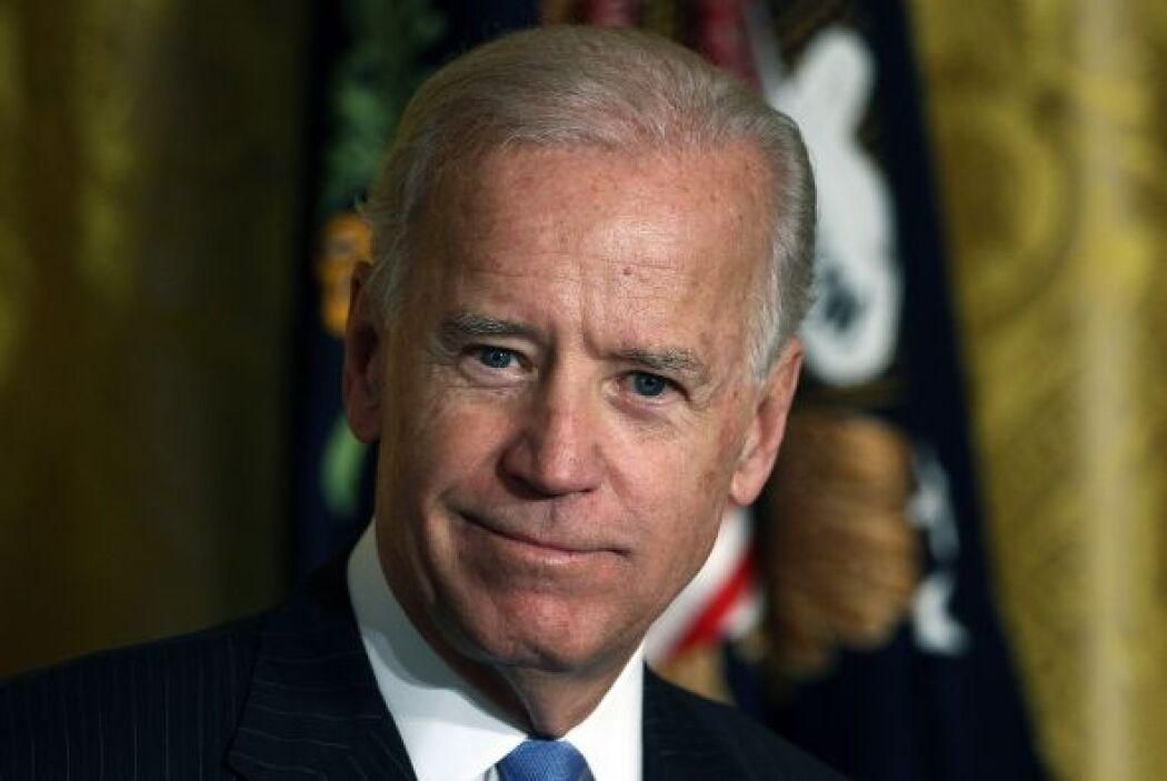 Joe Biden El vicepresidente de Estados Unidos lloró cuando su hijo habló...
