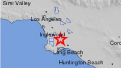 Un temblor de magnitud 3.6 se registró en la zona de Carson el jueves po...