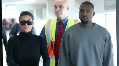 Kim Kardashian y Kanye West conquistan Australia