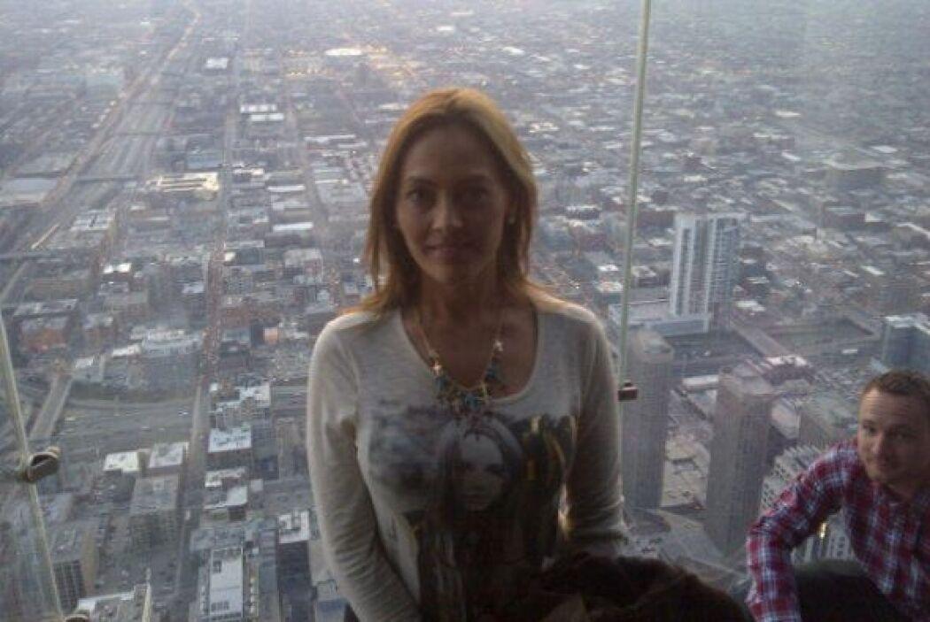 Verónica del Castillo en Chicago