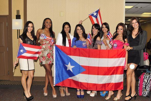 Así posó también la orgullosamente puertorique&ntil...