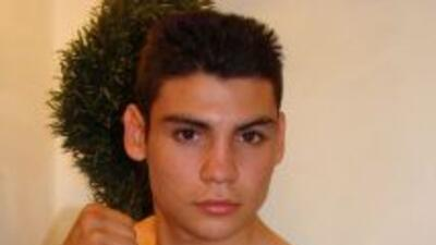 'Dragoncito' Rodríguez expone título paja (HG Boxing)