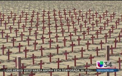Los Angeles celebra varios homenajes a soldados caídos