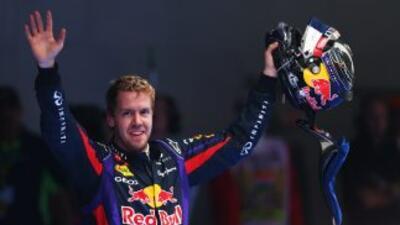 Vettel se unió a un club al que, además de él, sólo pertenecen el alemán...