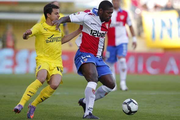 En otro encuentro disputado, el Villarreal recibió al alica&iacut...