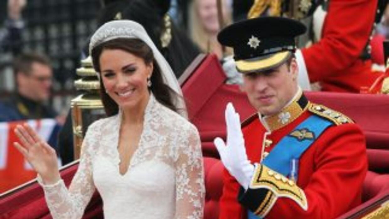 Pareja William y Catherine