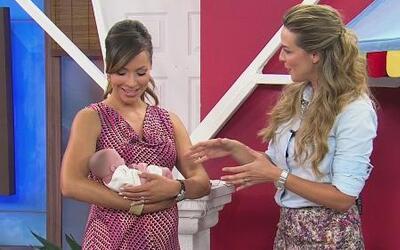 Satcha Pretto aprendió de nueva tecnología para mamás