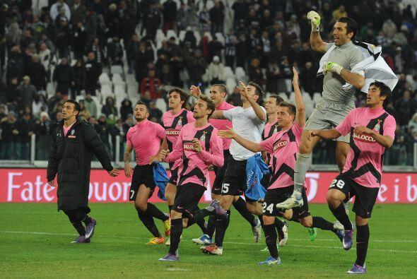 Pasó otra semana del 'calcio' italiano y de nueva cuenta la Juventus es...