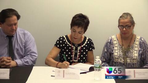 Consulado de México firma un pacto para proteger a mujeres y comunidad LGBT