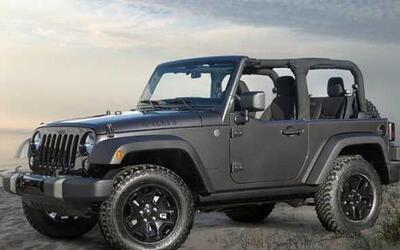 Con esta edición especial, Jeep rinde tributo a su herencia militar.