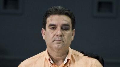 La policía mexicana capturó al narcotraficante Manuel Fern...